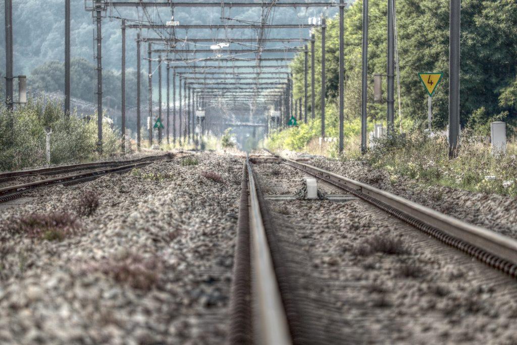 Verbeteren van spoorbouw