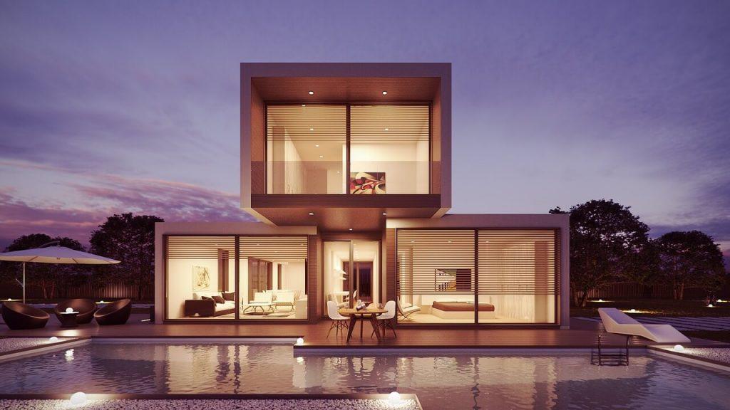 Een nieuw huis ontwerpen