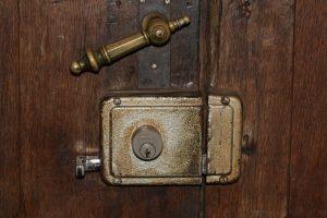deur sloten