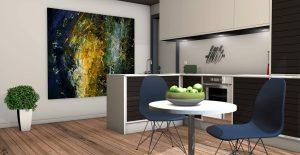 nieuwe keuken ontwerpen