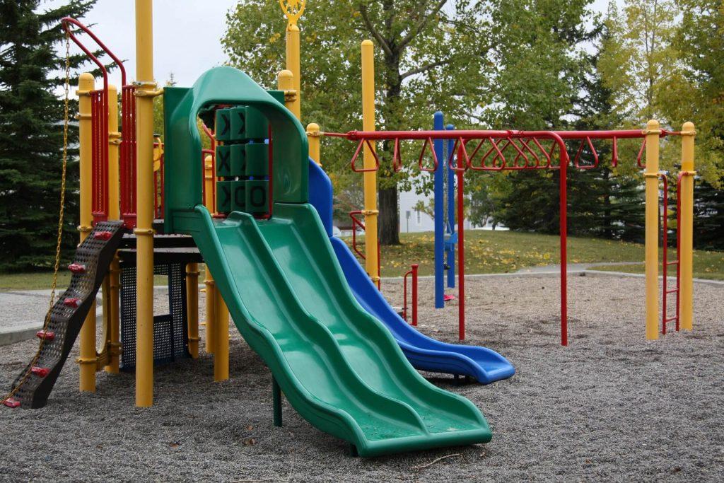 groen schoolplein
