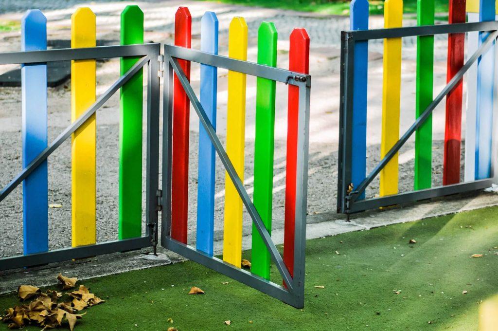 inrichten groen schoolplein